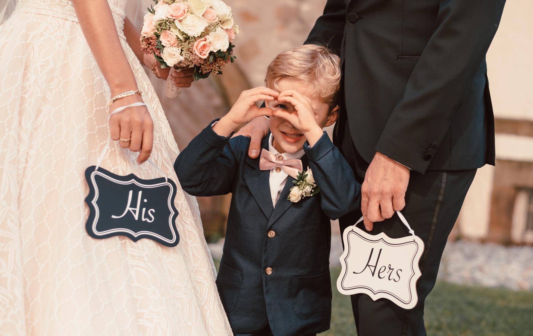 Grosse Liebe Hochzeit